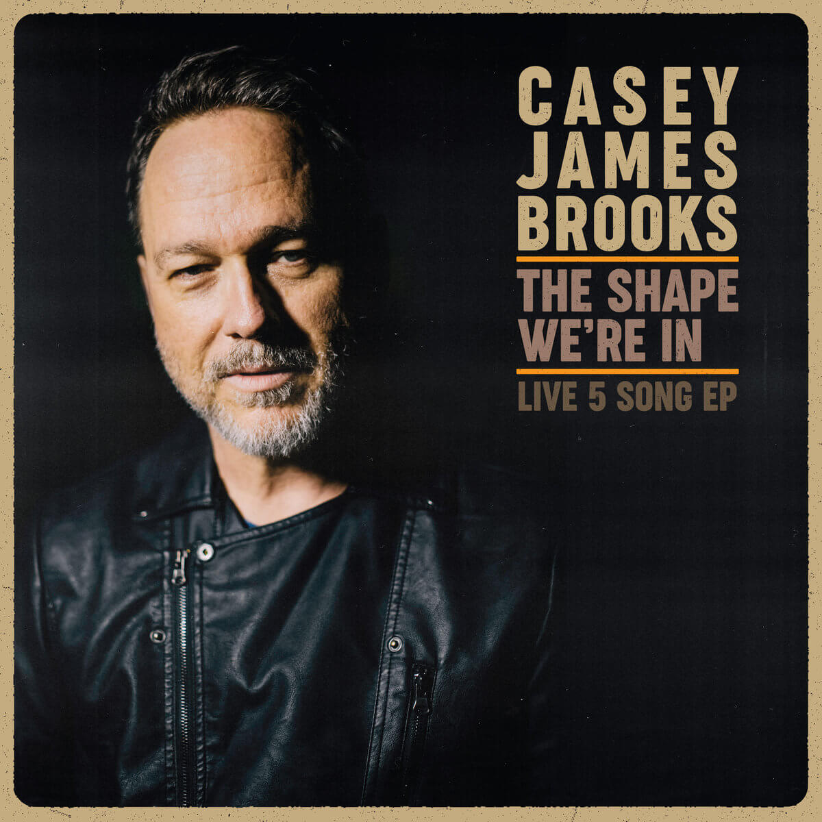 Casey James Brooks - The Shape We're In